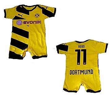 Amazon.com: Borussia Dortmund Home bebé overol 0 – 6 meses: Baby