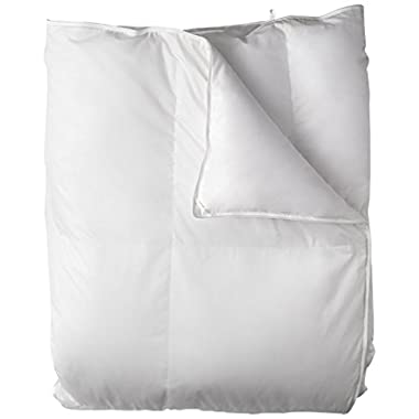 Ogallala Hypodown Monarch 800-fill Goose Down Southern Comforter, Queen 90-Inch by 94-Inch