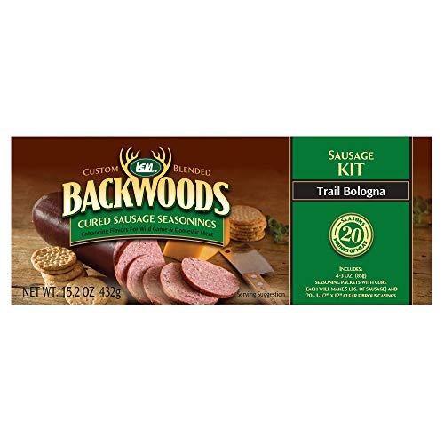 Sausage Bologna - LEM Backwoods Cured Trail Bologna Kit