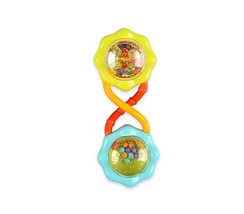 Bright Starts Rattle & Shake Barbell 2 Pack