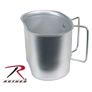 Rothco Gi Style Aluminum Canteen Cup