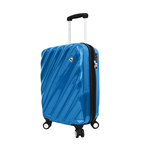 mia-toro-onda-fusion-hardside-spinner-carry-on-blue-one-size