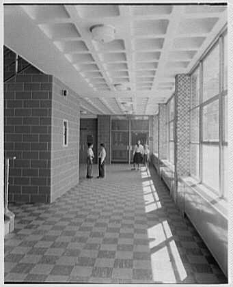 Photo: Public School 220,Horace Harding Blvd.,Forest Hills,Long Island. To - Forest Hill Blvd