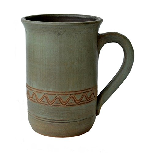 Handmade Mug Clay Cup Ceramic Multicolor Natural Eco Friendly Handcrafted