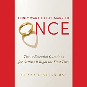 I Only Want to Get Married Once Audiobook