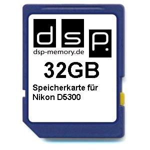 tarjetas de memoria para nikon d5300