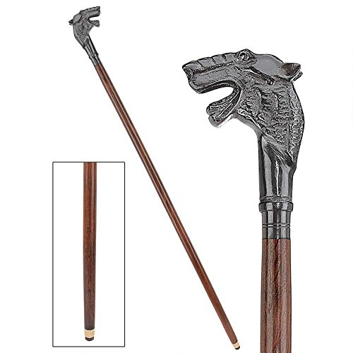 Design Toscano Hound of the Baskervilles Walking Stick