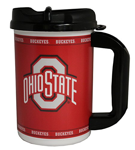 GameDay Novelty NCAA Ohio State Buckeyes Mini Mega Mug, 20 -