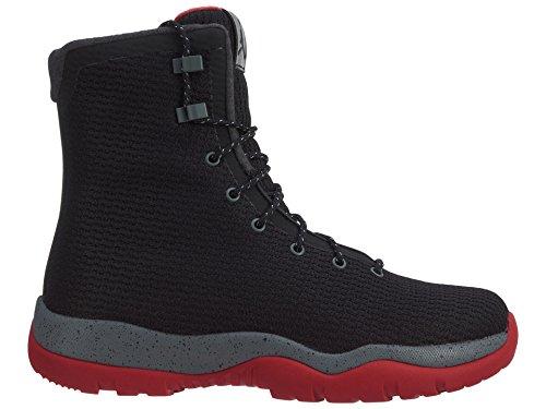 Nike Heren Jordan Future Boot Zwart / Gym Rood-koel Grijs-antraciet 11.5