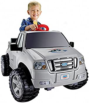 Fisher-Price Power Wheels Ford Car