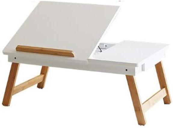 mesa plegable YNN Table Lazy Escritorio de la Tabla Escritorio del ...