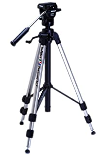 Velbon VideoMate-607/F Heavy-Duty Tripod with Case (B00004TYBM) | Amazon price tracker / tracking, Amazon price history charts, Amazon price watches, Amazon price drop alerts