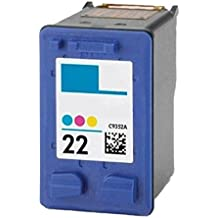 Generic Remanufactured Ink Cartridge Replacement for HP 22 (1 Color)