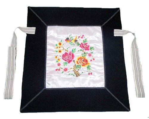Snugli Baby Sling - Flowery Mei Tai Baby Sling Wrap Front Back Carrier #102