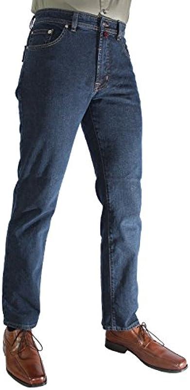 Pierre Cardin DIJON - nr 3231 - Comfort Fit męskie dżinsy stretch - edycja JM: Odzież