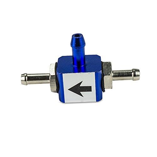 Boost-Controller einstellbar DAMPFRAD Turbo Motoren Tuning mehr Leistung Blue