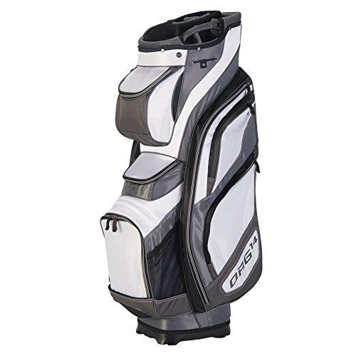 Callaway 2016 Org.14L Cart Bag White