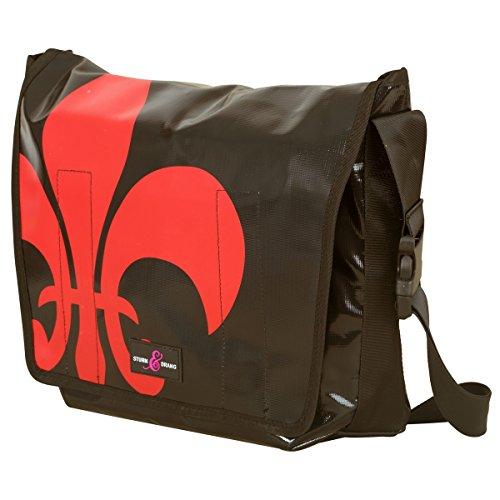 Large Messenger Bag LKW-Planen Taschen Sturm & Drang Schultertasche Uni Schule