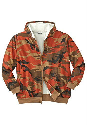 King Direct Thermal Lined Hoodie