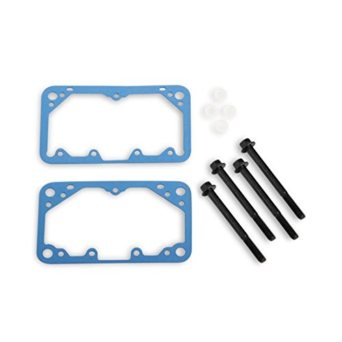 Holley 26-124BK Fuel Bowl Screw and Gasket Kit - Holley Cylinder Heads
