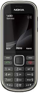 """Nokia 3720 Classic - Móvil libre (pantalla de 2,2"""" 320 x 240, 20 MB de capacidad) color gris [importado de Alemania]"""