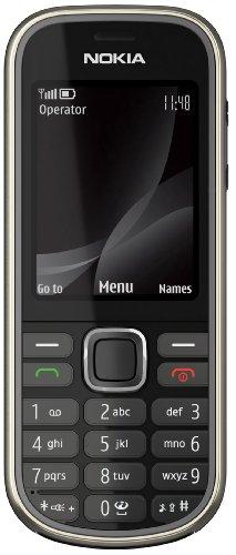 NOKIA 3720 Classic Grey IP54 Unlocked Rugged Mobile Phone Genuine