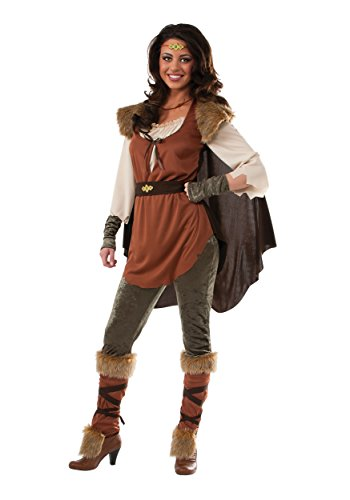 Rubie's Women's Forest Princess Adult Costume, Multi, Standard