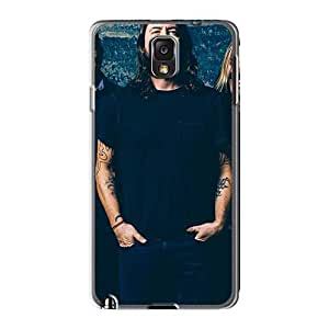 Bumper Hard Phone Cover For Samsung Galaxy Note3 (YhE4172jYXy) Provide Private Custom Lifelike Foo Fighters Pattern