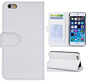 Nacycase Book PU Leather Wallet Case Cover With Card Holder Leather flip case For iphone 4 4G 4S