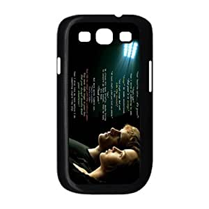 The Hunger Games Two Protagonists Katniss Peeta Mellark Unique Samsung Galaxy S3 I9300 Durable Hard Plastic Case Cover Personalized Treasure DIY