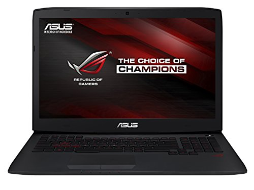 Price comparison product image ASUS G751JT 17-Inch Gaming Laptop [2014 model]