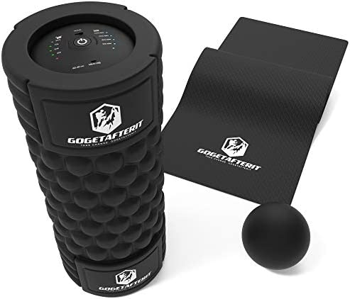 GGAI Vibrating Foam Roller For Physical Therapy