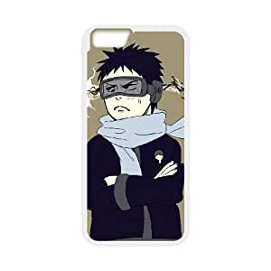 iPhone6s Plus 5.5 inch Phone Case White Obito Uchiha WE1TY703067