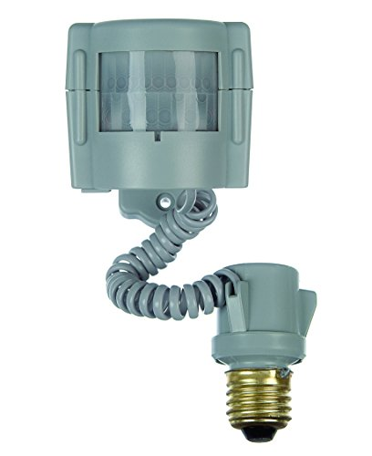 Motion Sensor Adapter For Porch Light