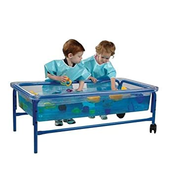 Clear View Sand U0026 Water Table U0026 Top For Toddlers