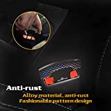 JUSTTOP 2-Pack Car Seat Belt Clip, Car Seat Belt