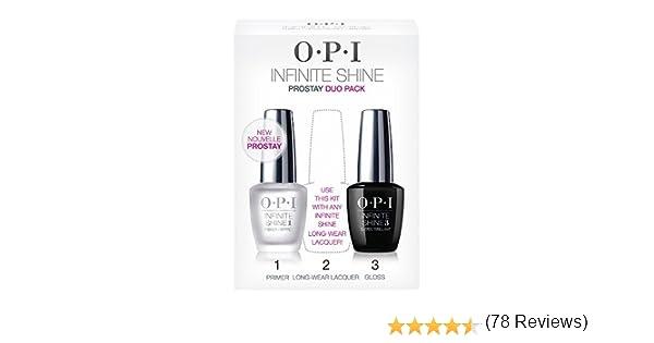 OPI Pro Stay Duo Pack De Uñas: Amazon.es