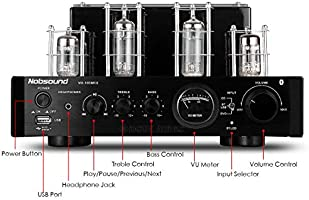 NOBSOUND Amplificador de válvulas MS-10D MKII Hybird con ...