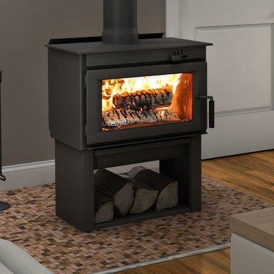 - Deco High Efficiency Wood Stove