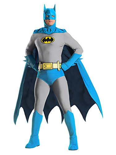 Premium Classic Batman Mens Costume -