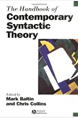 The Handbook of Contemporary Syntactic Theory Kindle Edition