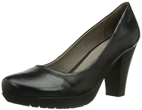 Marc Shoes Elba, Women's Court Shoes Black (100 Black)
