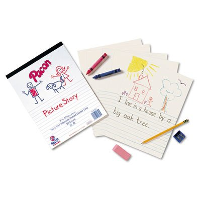 Pacon PAC2424 - Multi-Program Picture Story Paper