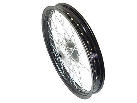 Hmparts Pit / Moto de Cross / Moto Cross Llantas de Aluminio - Anodizado - 21 Pulgadas - Delant.: Amazon.es: Coche y moto