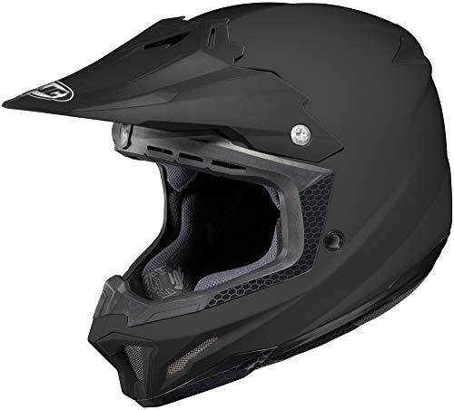 HJC Solid Mens CL-X7 Off-Road/Dirt Bike Motorcycle Helmet, ()