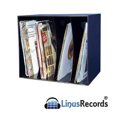 LinusRecords 50 Buste Trasparenti in plastica Semi-Rigida PVC protettive per copertine lp 33 Giri Vinile 12 Pollici