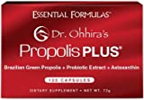 Cheap Dr. Ohhira's Propolis Plus 120 Capsules with Brazilian Green Propolis, Probiotic Extract and Astaxanthin