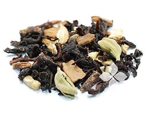 Pumpkin Spice Chai Autumn and Holiday Tea Blend by Art of Tea - 4oz resealable bag -
