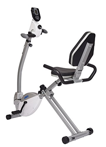 Stamina Recumbent Exercise Bike with Upper Body Exerciser Stamina Products, Inc. - DROPSHIP