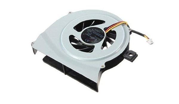 Power4Laptops Ventilador para Ordenadores port/átiles Compatible con Toshiba Satellite L645-S4102